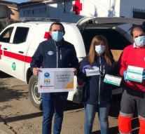 Nestlé dona 150.000 mascarillas a los colectivos necesitados