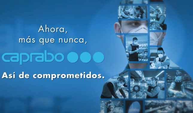 Caprabo reconoce el esfuerzo y compromiso de trabajadores y clientes en un vídeo homenaje