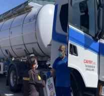 Galletas Gullón dona toneladas de alimentos a entidades de toda España