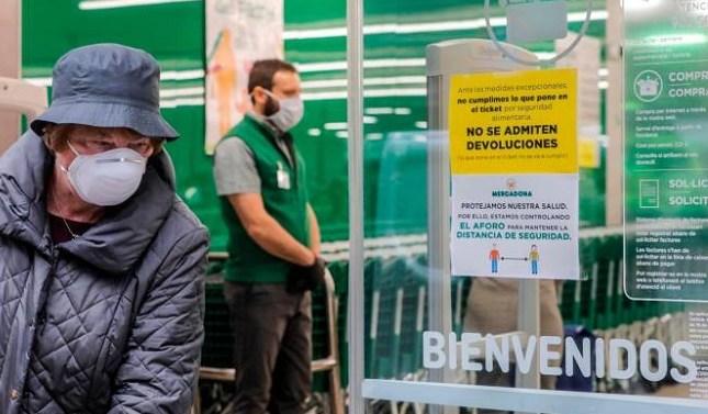 Bajo la marca Deliplus, Mercadona venderá mascarillas higiénicas no reutilizables