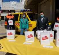 """""""Snacks para valientes», la iniciativa de Campofrío contra el covid-19 en Burgos"""