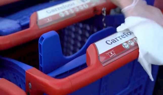 Carrefour, primera empresa de distribución española  certificada por Aenor ante el coronavirus
