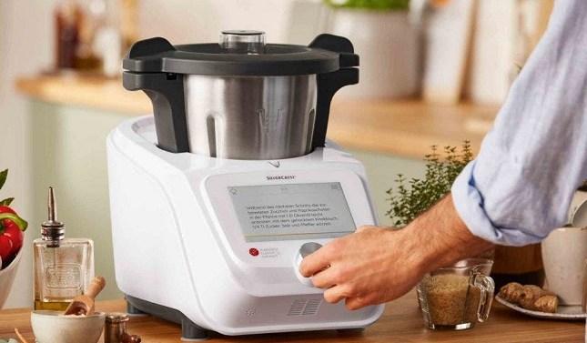 Lidl anuncia el regreso de su robot de cocina barato