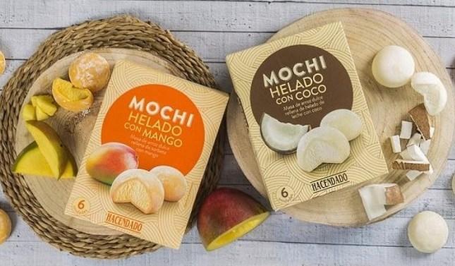 Los helados Mochi serán comercializados en toda Europa