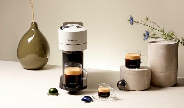 Nespresso lanza en España su nuevo sistema de extracción de café, Vertuo