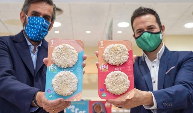 El pescado plant-based de Zyrcular Foods llega a las tiendas españolas