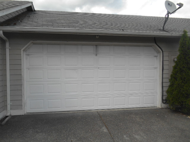 Can I Replace just a Panel or Section of my Garage Door