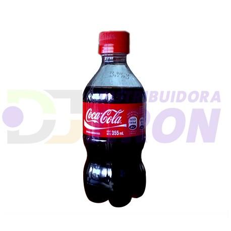 Mini Coca Cola 355 ml Plastic 12 Pack  Distribuidora