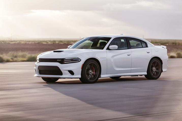 2014 Dodge Charger SRT Hellcat