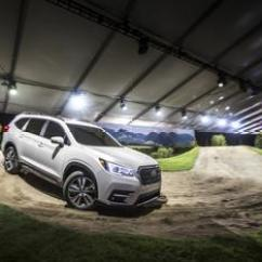 Suv With 3 Rows And Captains Chairs Erik Buck Subaru U S Media Center The All New Row 2019 Ascent Marks Automaker