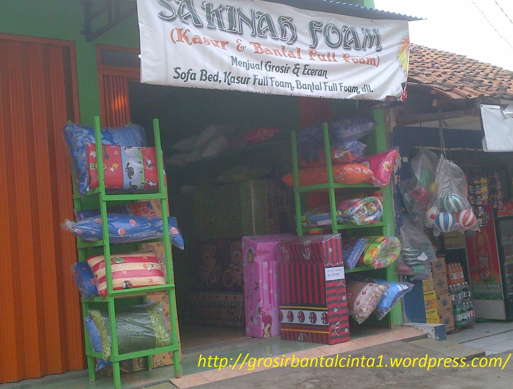 sofa bed kasur busa lipat inoac jakarta rooms to go furniture sleeper jual murah