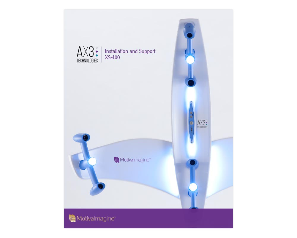 AX3 Installation and Support Manual