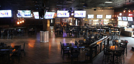 District 249  Northwest Houstons Newest Sports Bar