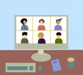 287 Virtual Town Hall Reunión Virtual de Familias Kulanka Qoyska District 287
