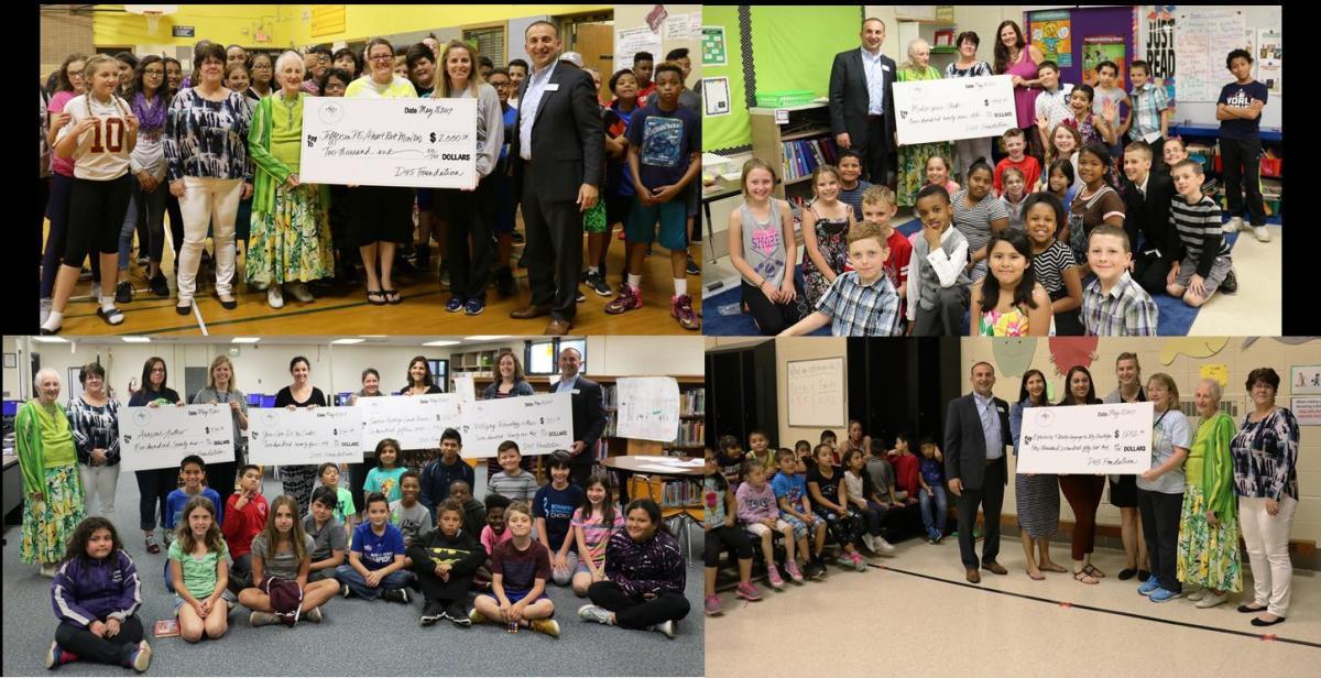 2017-18 Grants Awarded