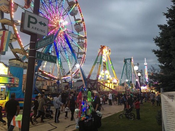 The District 45 Foundation Shares the Success of 45Fest