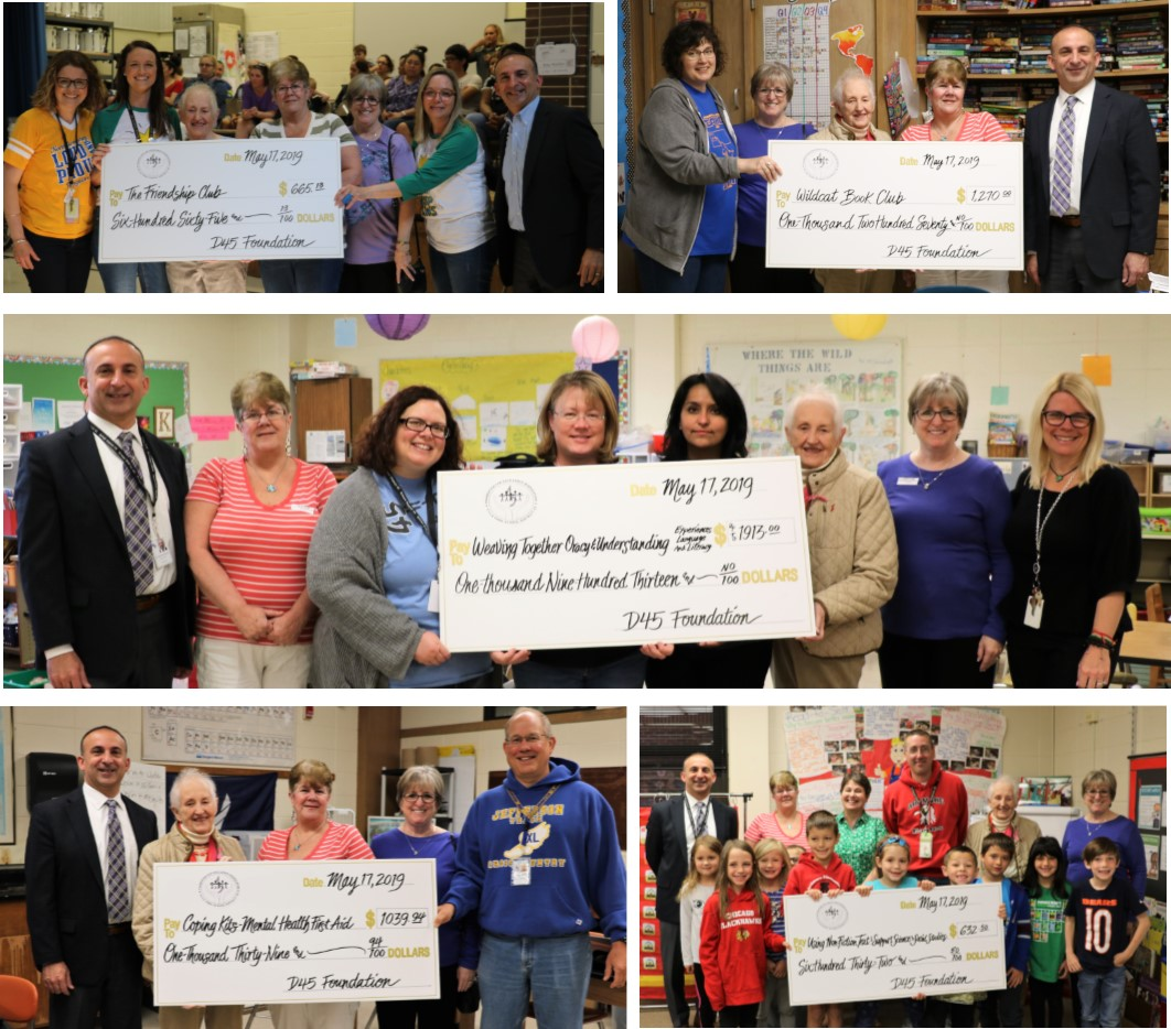 2019-20 Grants Awarded