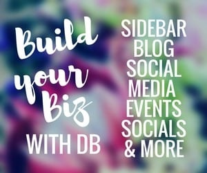 Build your business with District Bliss! Advertising and much more!