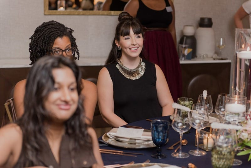 Chris Ferenzi Photography captures District Bliss Vendor Social | Welcoming Networking Events