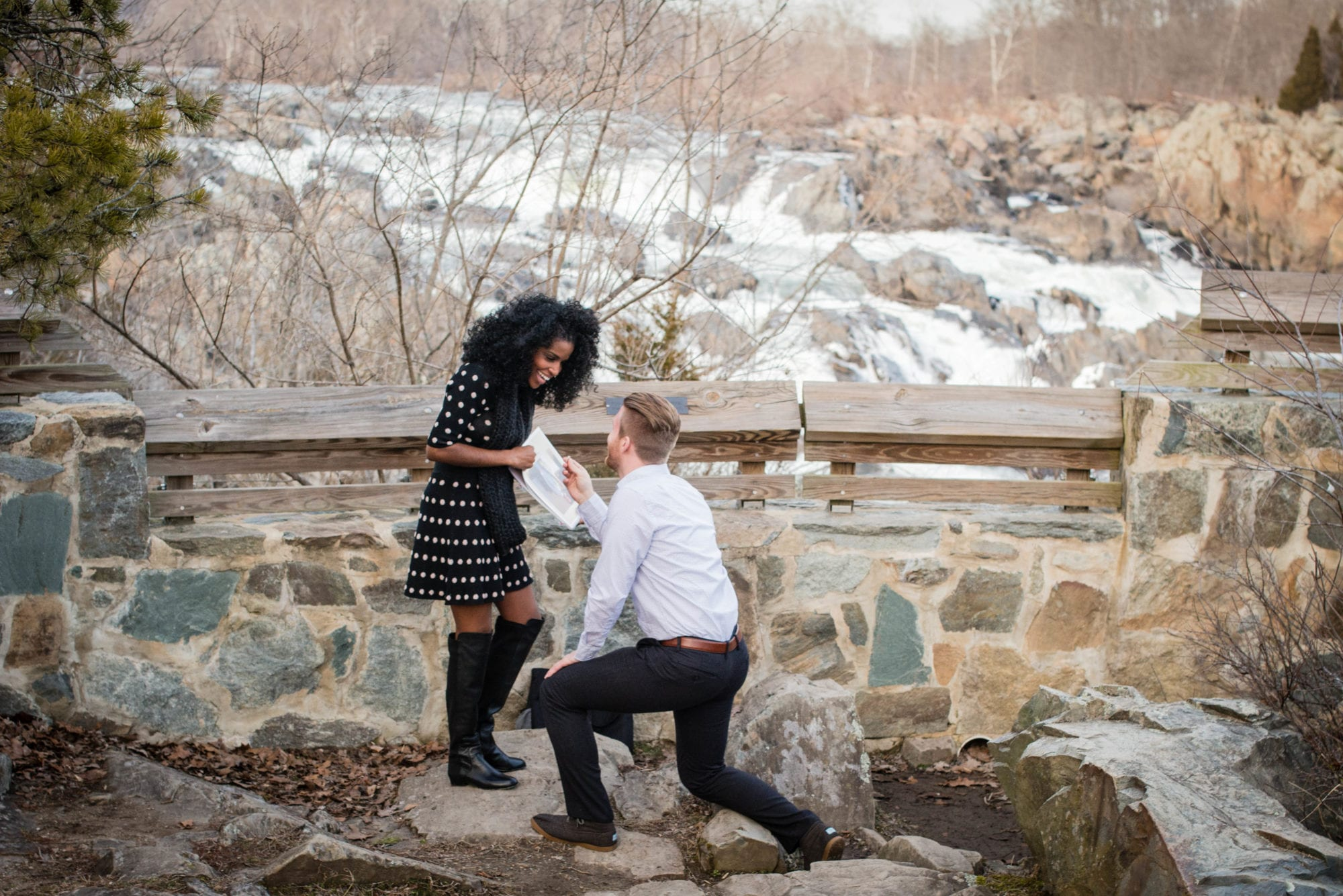 Proposal photography made easy with Photos from the Harty and District Bliss