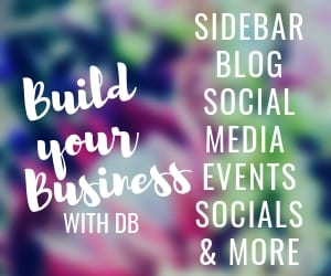 District Bliss helps build small businesses through advertising, membership, features on website and blog, social media, events, sidebar advertisements, and more! Wedding, Event Vendors, Small Businesses, Start ups, and Entrepreneurs