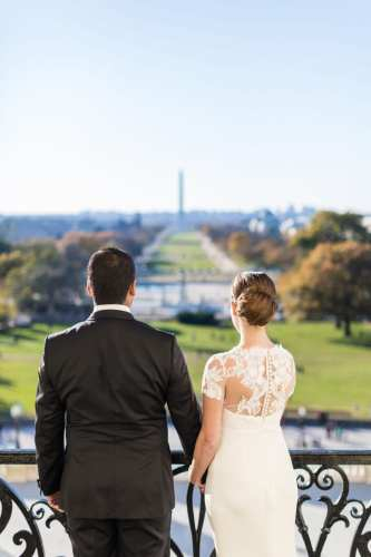 Trish Star Events plans this gorgeous wedding in Washington, DC
