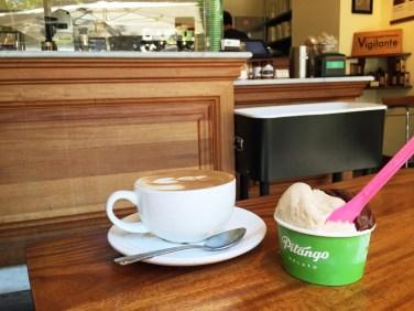 Vigilante Coffee served at Pitango's Eastern Market location