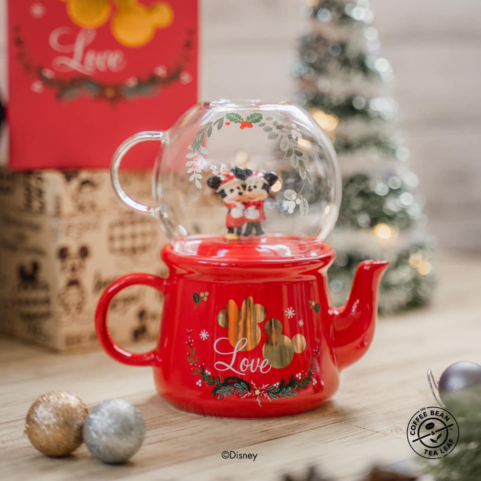 Coffee Bean Launches Disney Christmas Collection District Sixtyfive