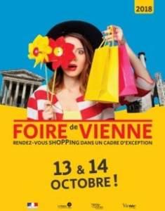 Foire de Vienne 2018 @ Place Saint louis, 38000 Vienne