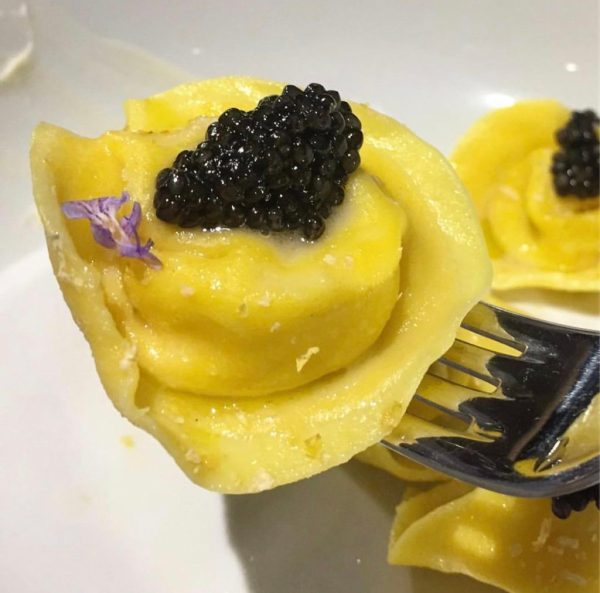 acheter ravioli caviar calvisius lyon