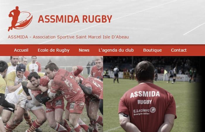 Partenariat Distrilux et ASSMIDA Rugby, distrilux caviar isle d abeau, caviar nord isère, partenaire caviar entreprise dégustation isère