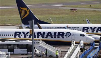 Airports and Ryanair