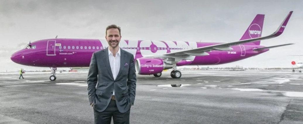 WOW Air got is a Charming aircraft Company