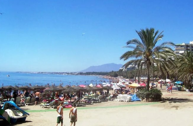 luxury holiday Marbella Spain