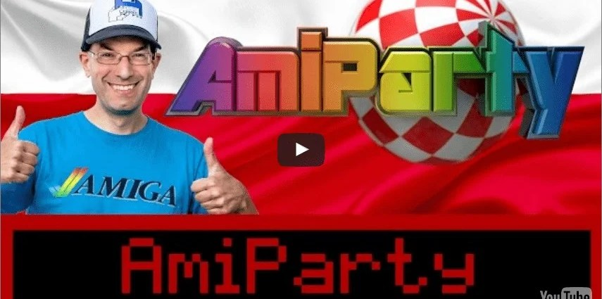 AmiParty Report, AmiParty 19 Show Report