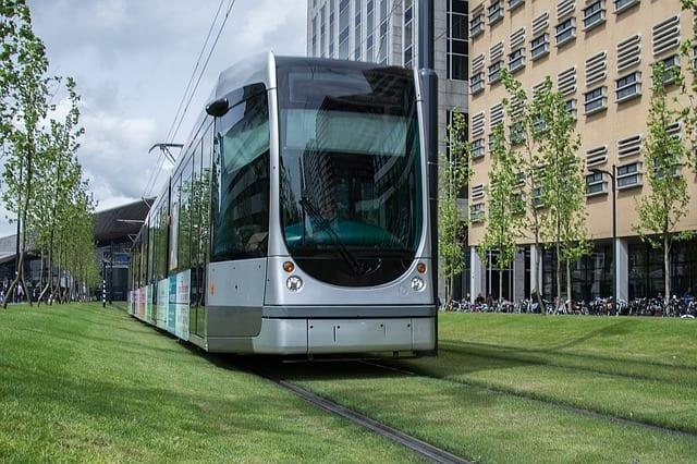 tram in lund