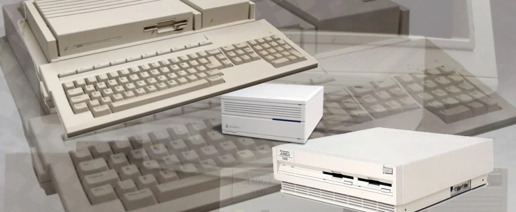 Amiga 3000, Atari TT030 and Macintosh IIci 030 68030