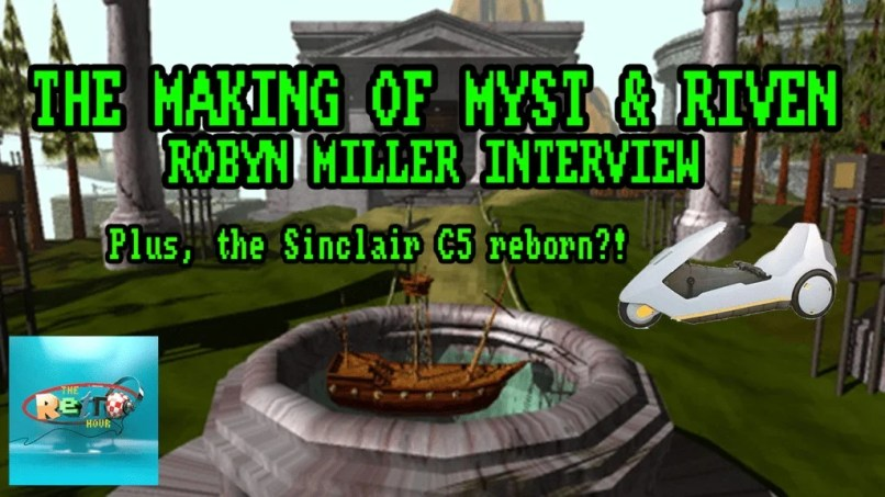 Making of Myst and Riven