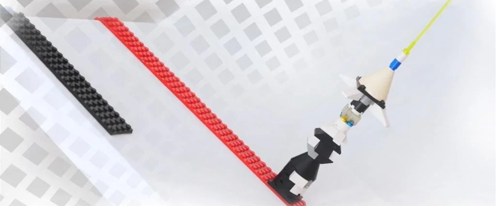 Build your Lego City sideways