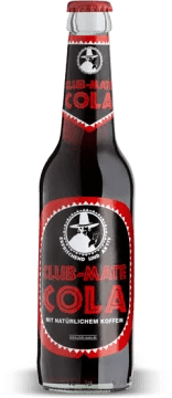 Club-Mate Cola bottle