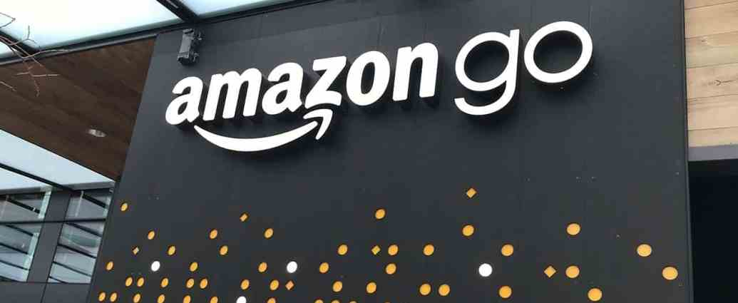 Second Amazon GO store