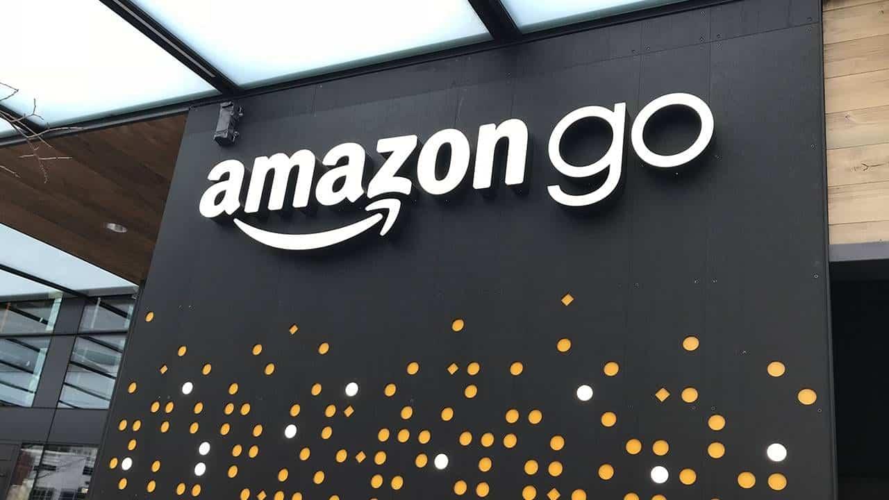 Second Amazon GO store