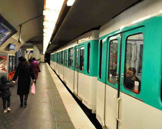Paris Metro Filler, Paris is now Constructing a New Metro Line 16 in the East