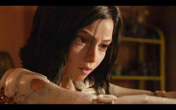 Alita Battle Angel DVD Release on 23rd of July