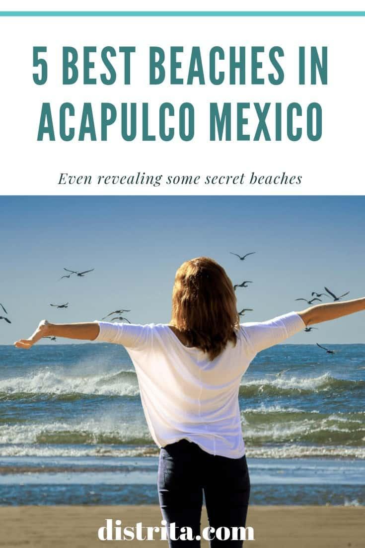 acapulco best beaches, beaches in Acapulco Mexico