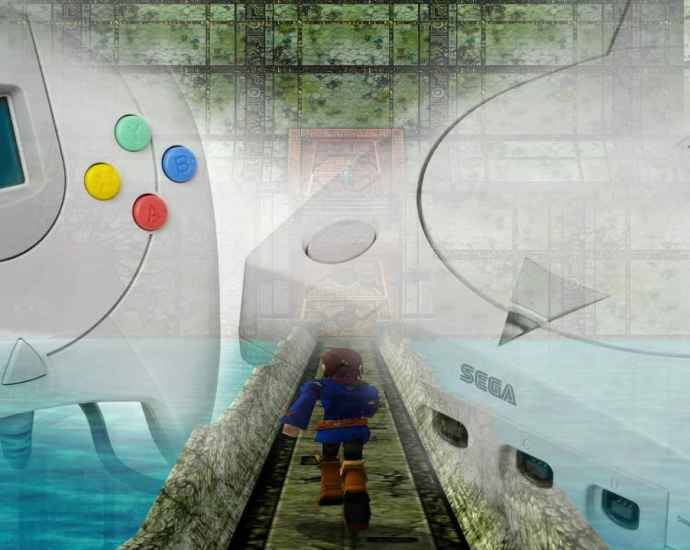 We Love to Play Dreamcast Games Forever