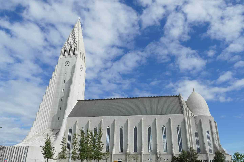 Hallgrimskirkja Reykjavik, Italy