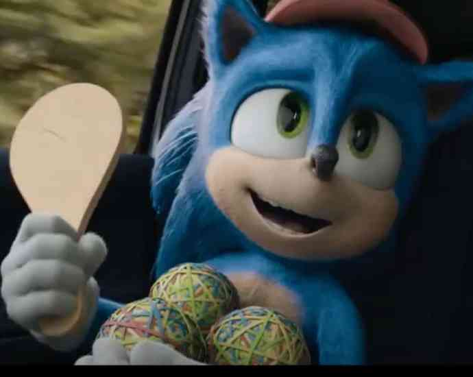 animated sonic movie 2020