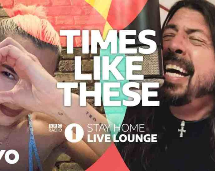 foo fighters legendaric song times like these is back in new version 2020