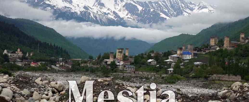 Mestia, The 5 Best Mountain Resorts In Georgia rocks